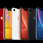 新型iPhone9/21発売!『iPhone XS/XS Max/XR』を簡単に比較してみた(9はナイン。。)