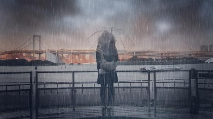 Mortals~死に損ないの英雄道~:第8話『雨の日の来客』