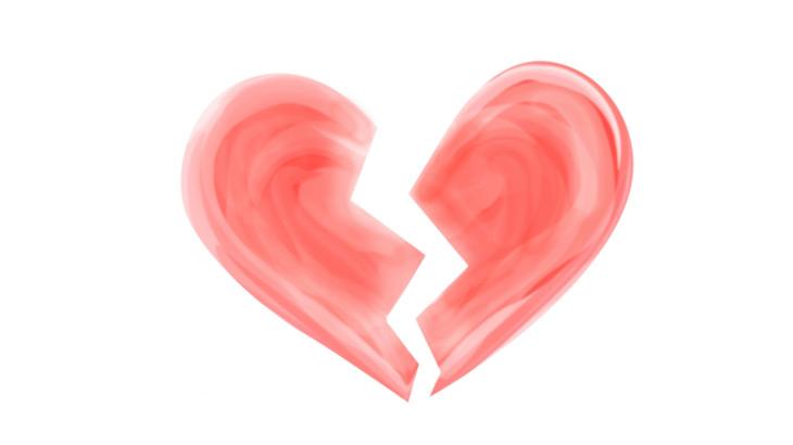 うつ休職雑記①︰他好き失恋でハートブレイク!愛した分だけ絶望